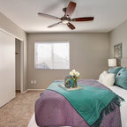 Pleasant Valley Transitional Bedroom Little Rock