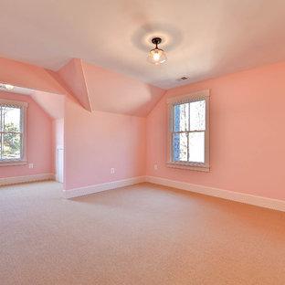 Exemple d'une chambre nature.