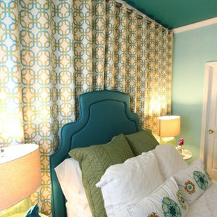 Example of a trendy bedroom design in Orlando