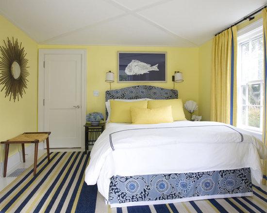 24,632 Yellow Gray Blue Bedroom Design Photos