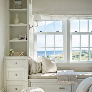 Foto di una camera da letto stile marinaro