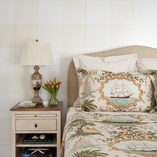 Traditional Bedroom by Jeannie Balsam LLC
