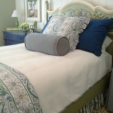 Traditional Bedroom by Darci Goodman Design