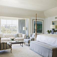 Traditional Bedroom by Tim Barber LTD Architecture & Interior Design