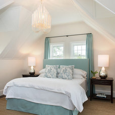 Beach Style Bedroom by Ben Gebo Photography