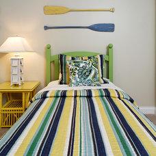 Contemporary Bedroom by Jeff Sheats Designs, Inc