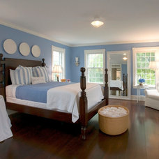 Traditional Bedroom by Beach Glass Interior Designs