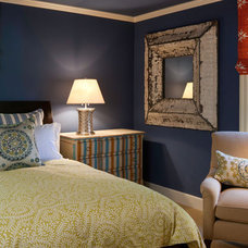 Contemporary Bedroom by Grace Home Design, Inc.