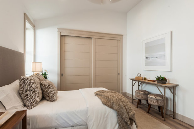Transitional Bedroom by Eden LA Furniture and Interiors