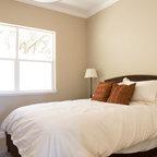 Lake Residence Transitional Bedroom By Linda