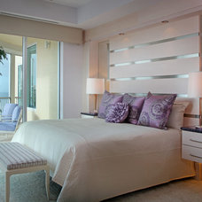 Contemporary Bedroom by Busby Cabinets