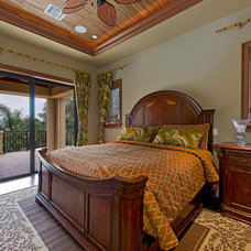 Tropical Bedroom by Jere Bradwell