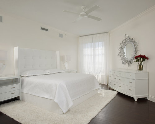 White Lacquer Bedroom Furniture | Houzz