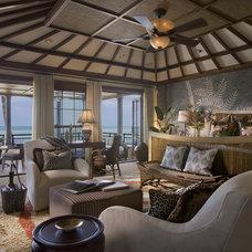 Asian Bedroom by Dan Forer, Photographer