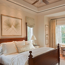 Traditional Bedroom by Theo and Isabella Design Group