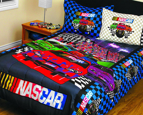 Nascar Bedroom Furniture Nascar Room Decorations