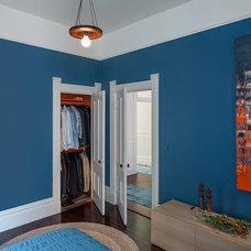 Transitional Bedroom by Susan Diana Harris Interior Design