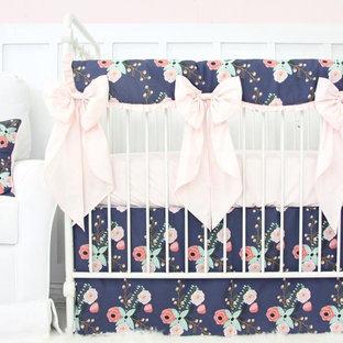 Navy Baby Nursery