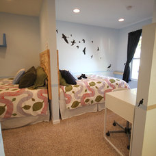 Modern Bedroom by Sagen