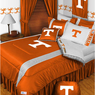NCAA Tennessee Volunteers Bedding and Room Decorations