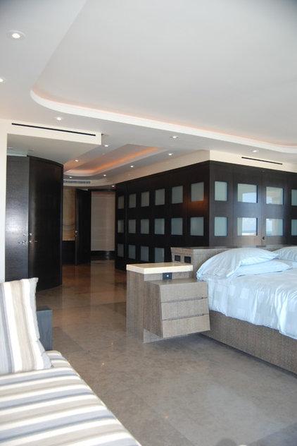 Contemporary Bedroom by Pepe Calderin Design- Modern Interior Design