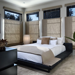 Modern Window Treatments Bedroom Design Ideas Pictures Remodel And Decor