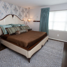 Contemporary Bedroom by Decor & You DC