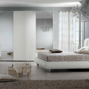 Neoclassical Italian Bed | Bedroom Glamour by SPAR - $3,995.00