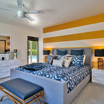 Neon Oasis [Palm Springs 4 Unit Furnished Apt Complex]