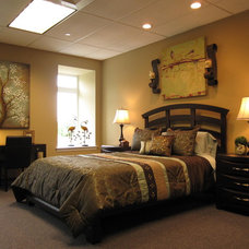 Traditional Bedroom by Designs by Kyong, LLC