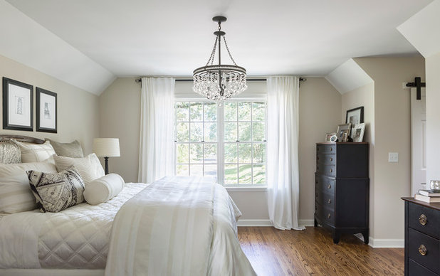 Traditional Bedroom by Anchor Builders
