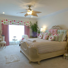 Traditional Bedroom by JF Schoch Building Corp
