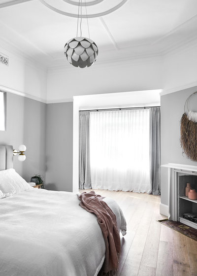 Contemporary Bedroom by March Twice Interiors