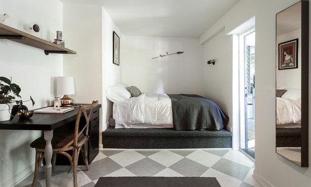 arbeiten wie im schlaf vom schlafen und arbeiten in einem raum. Black Bedroom Furniture Sets. Home Design Ideas