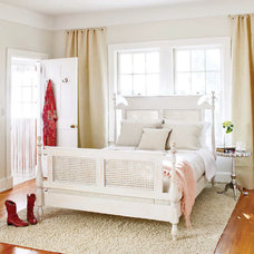 Traditional Bedroom by Coach Barn