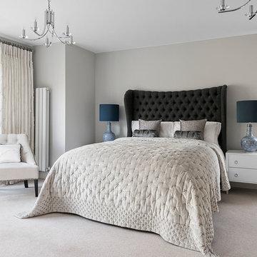 New 5 bed home - full interior design