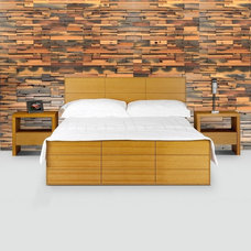Modern Bedroom by Natural Mosaic Tiles