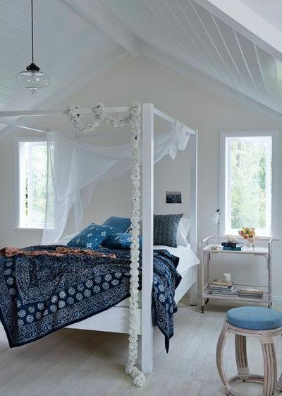 Coastal Bedroom by Bowerhouse