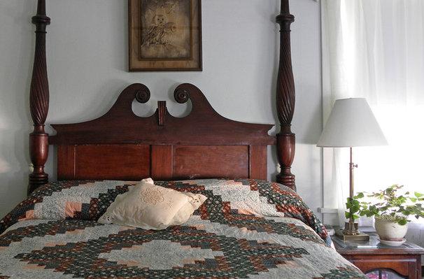 Craftsman Bedroom by Sarah Greenman