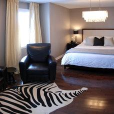 Contemporary Bedroom by Dwelling on Design, Deborah Derocher