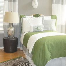 Traditional Bedroom by Cinda Brown