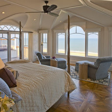 Beach Style Bedroom by Dewson Construction Company