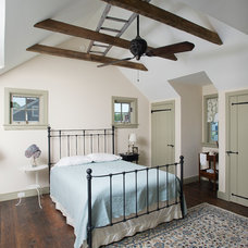 Traditional Bedroom by Dewson Construction Company