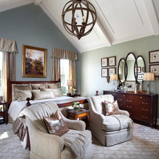 Traditional Bedroom by Liv By Design Interiors