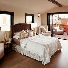 Contemporary Bedroom by SAZEN DESIGN LLC