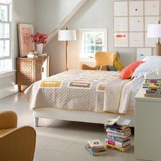 Contemporary Bedroom by Pierce Allen