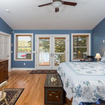 New England Style Lake Home
