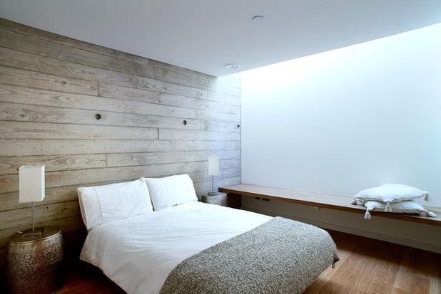 Modern Bedroom by PAD studio