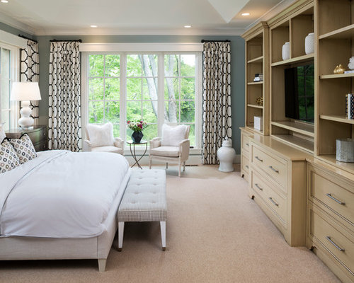Bedroom Wall Unit | Houzz