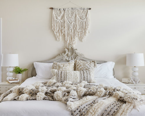 Top 30 Shabby-Chic Style Bedroom Ideas & Decoration Pictures | Houzz